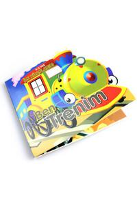 Çocuk Gezegeni - Ben Trenim - İlk Kitaplarım 0-3 Yaş
