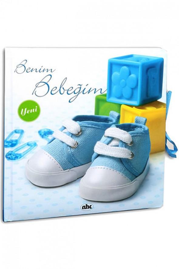 Benim Bebeğim - Mavi - Abc Yayınları