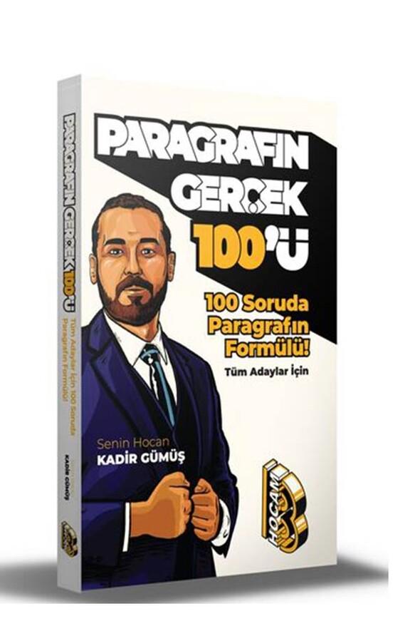Benim Hocam Yayınları 100 Soruda Paragrafın Formülü - Paragrafın Gerçek Yüzü