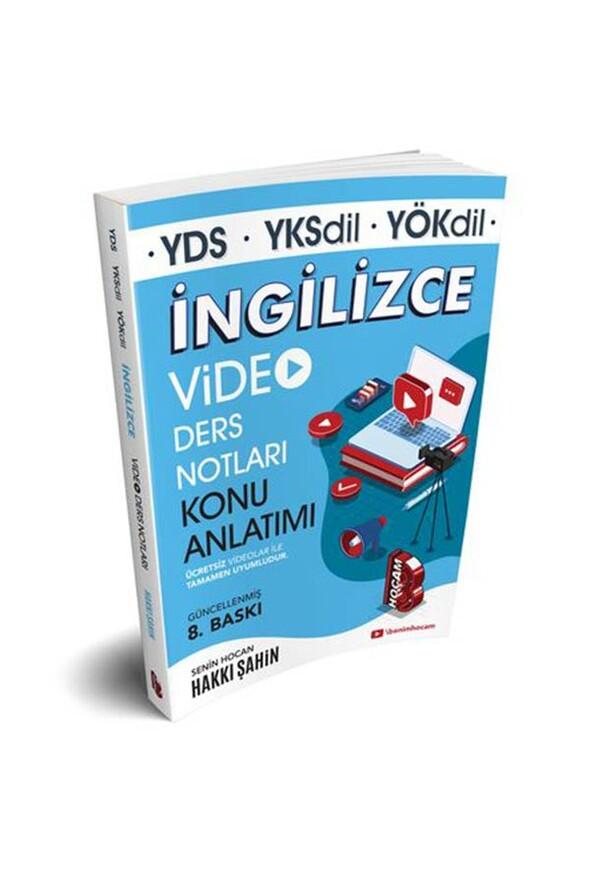 Benim Hocam YayınlarıYDS-YKSDİL-YÖKDİL Video Ders Notları