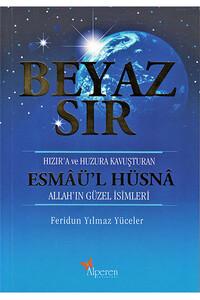 Alperen Yayın Dağtım - Beyaz Sır : Esmaü'l Hüsna