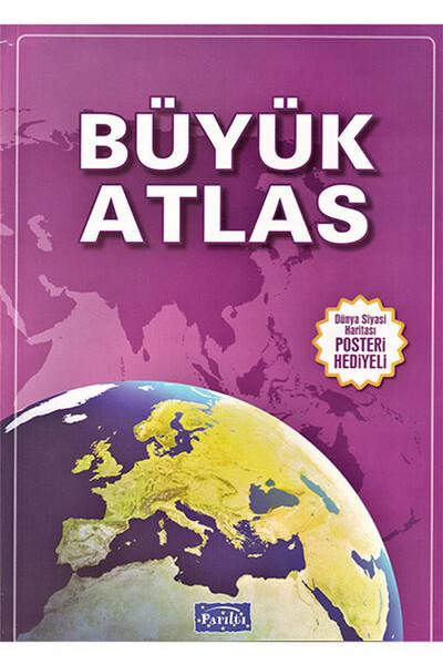 Büyük Atlas - Parıltı Yayıncılık