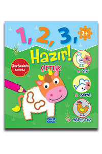 Parıltı Yayınları - Çiftlik - 1,2,3 Hazır