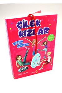 Yakamoz Yayınları - Çilek Kızlar - En İyi Arkadaşlar