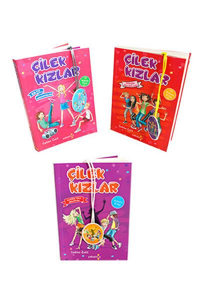 Çilek Kızlar Seti - 3 Kitap