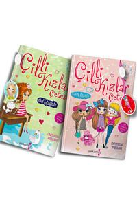 Yakamoz Yayınları - Çilli Kızlar Çetesi Seti - 2 Kitap