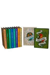 Çocuk Gezegeni - Ciltli Dünya Klasikleri - 10 Kitap