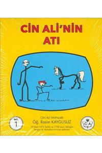 Cin Ali Yayınları - Cin Ali Kitap Seti 10 Kitap Takım