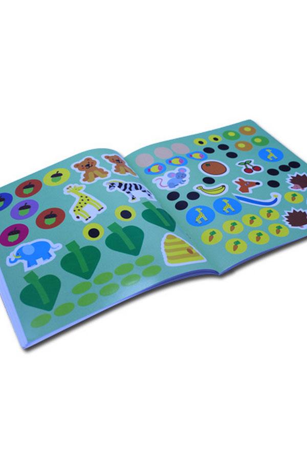 Çiz, Boya, Yapıştır Seti - 4 Kitap