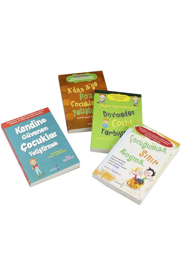 Çocuk Eğitimi Seti - 4 Kitap