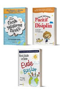 Yakamoz Yayınları - Çocuk Yetiştirme Sanatı Seti - 3 Kitap
