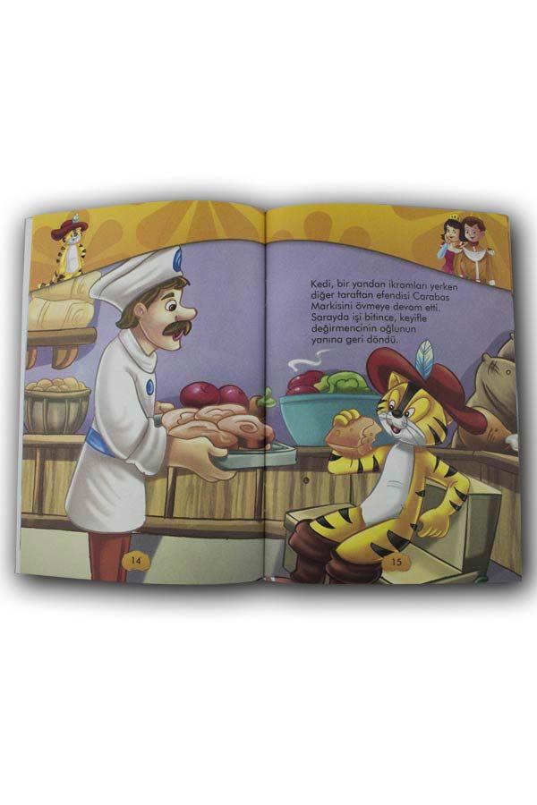 Çocuklar İçin Dünya Klasikleri 1 - 10 Kitap
