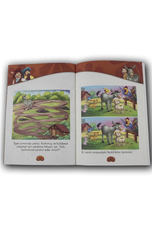 Çocuklar İçin Dünya Klasikleri 2 - 10 Kitap