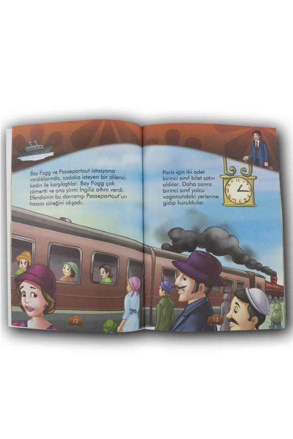 Çocuklar İçin Dünya Klasikleri 3 - 10 Kitap