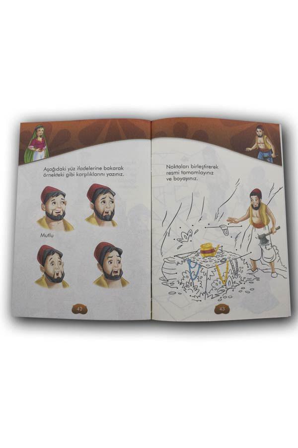 Çocuklar İçin Dünya Klasikleri 4 - 10 Kitap