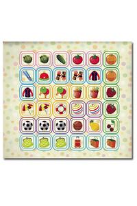 Çocuklar İçin Sudoku - Sarı Kitap - Thumbnail