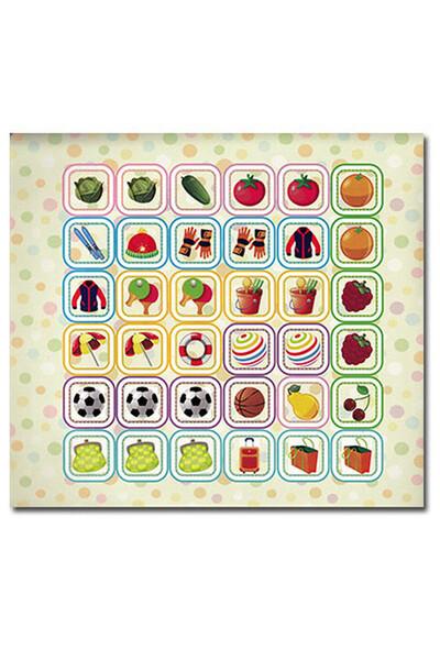 Çocuklar İçin Sudoku - Sarı Kitap