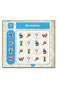 Çocuklar İçin Sudoku Seti - 4 Kitap - Thumbnail