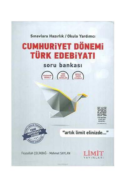 Cumhuriyet Dönemi Türk Edebiyatı Soru Bankası - Limit Yayınları