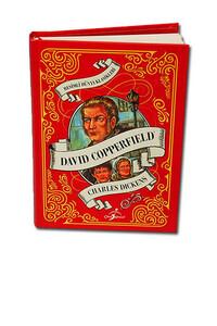 Çocuk Gezegeni - David Copperfield - Çocuk Klasikleri - Ciltli