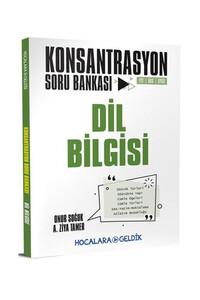 Hocalara Geldik - Dil Bilgisi Konsantrasyon Soru Bankası - Hocalara Geldik