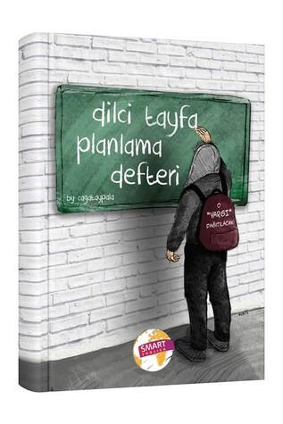 Smart English - Dilci Tayfa Planlama Defteri Smart English
