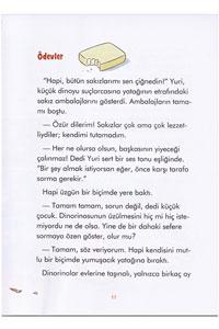 Dinorinos Çocuklar İçin Hikaye Seti - 2 Kitap - Thumbnail