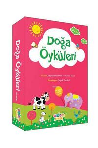 Erdem Çocuk Yayınları - Doğa Öyküleri 10 Kitap - Erdem Çocuk Yayınları