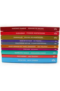 Dünya Klasikleri 10 Kitap - Venedik Yayınları - Thumbnail