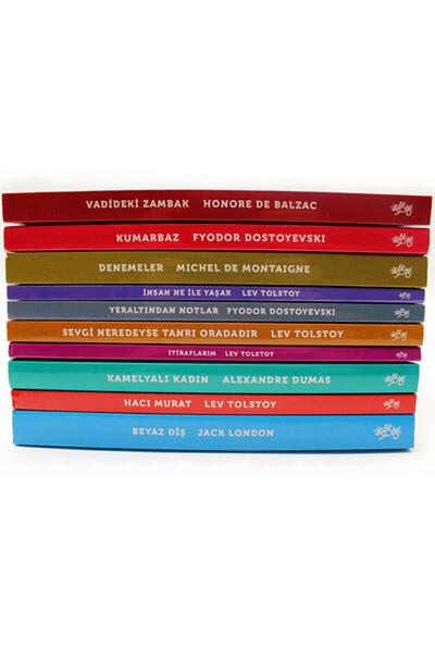 Dünya Klasikleri 10 Kitap - Venedik Yayınları