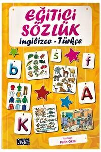Parıltı Yayınları - Eğitici Sözlük - İngilizce - Türkçe - Parıltı Yayınları