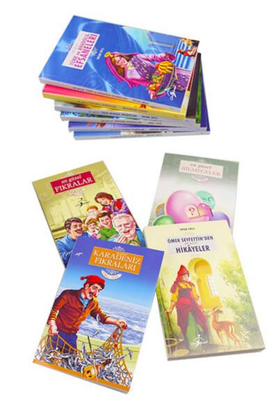 En Güzel Bilmece, Fıkra ve Hikayeler Serisi - 10 Kitap