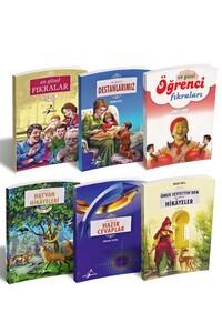 Çocuk Gezegeni - En Güzel Serisi Set 1 - 6 Kitap
