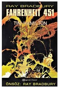 Epsilon Yayınevi - Fahrenheit 451 / Çizgi Roman