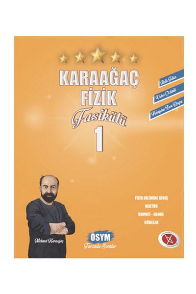 Fizik Fasikülleri 1 Giriş,Vektör,Kuvvet ve Denge,Küreler - Karaağaç Yayınları