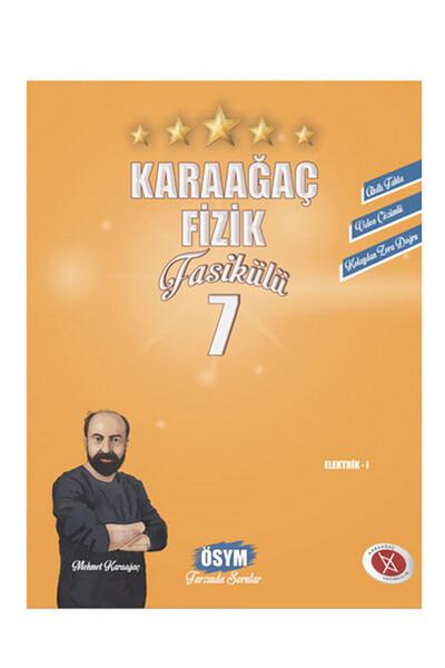 Fizik Fasikülleri 7 Elektrik-1 Karaağaç Yayınları
