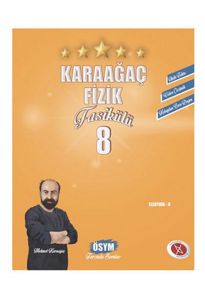Fizik Fasikülleri 8 Elektrik-2 - Karaağaç Yayınları