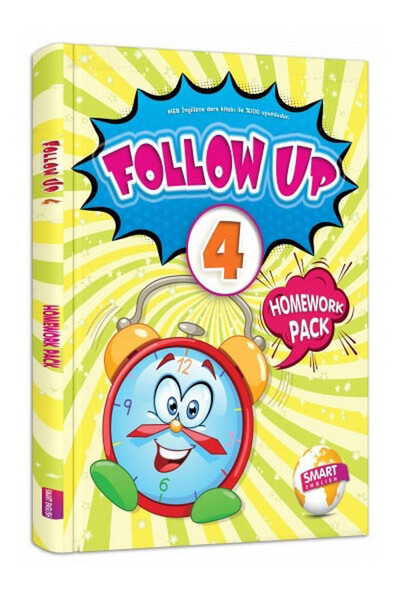 Follow Up 4 Homework Pack - Smart English