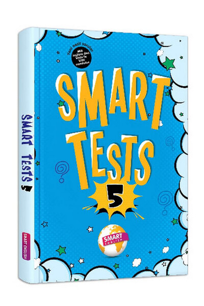 Follow Up 5 Smart Test Book - Smart English