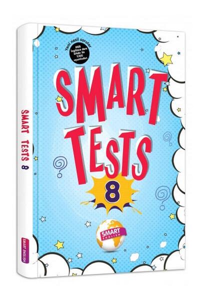 Follow Up 8 Smart Test Book - Smart English
