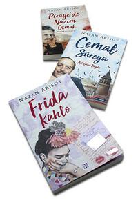 Dokuz Yayınları - Frida Kahlo, Piraye'de Nazım Olmak ve Cemal Süreya - 3 Kitap