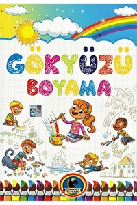 Karatay Yayınları - Gökyüzü Boyama