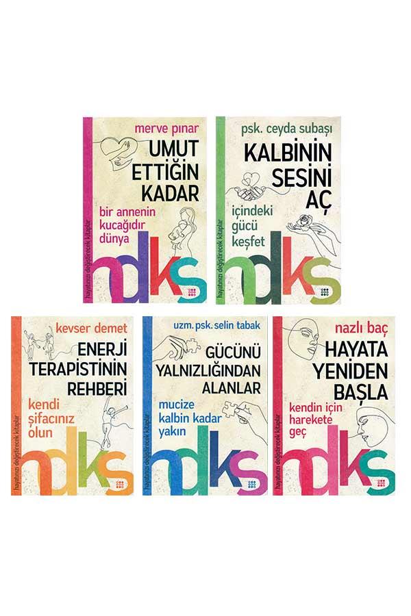 Hayatınızı Değiştirecek Kitaplar Serisi - 5 Kitap