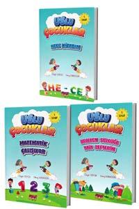 Hece Kitabım Seti - Uslu Çocuklar - 3 Kitap - Thumbnail
