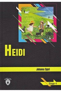 Dorlion Yayınevi - Heidi - Stage 4 - İngilizce Hikaye