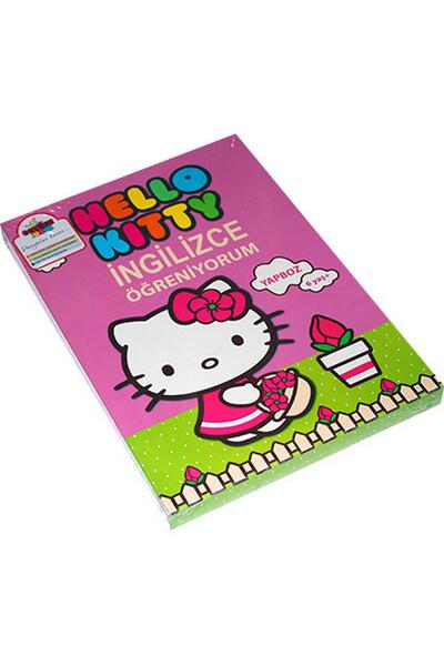 Hello Kitty İngilizce Öğreniyorum Çocuk Yapboz