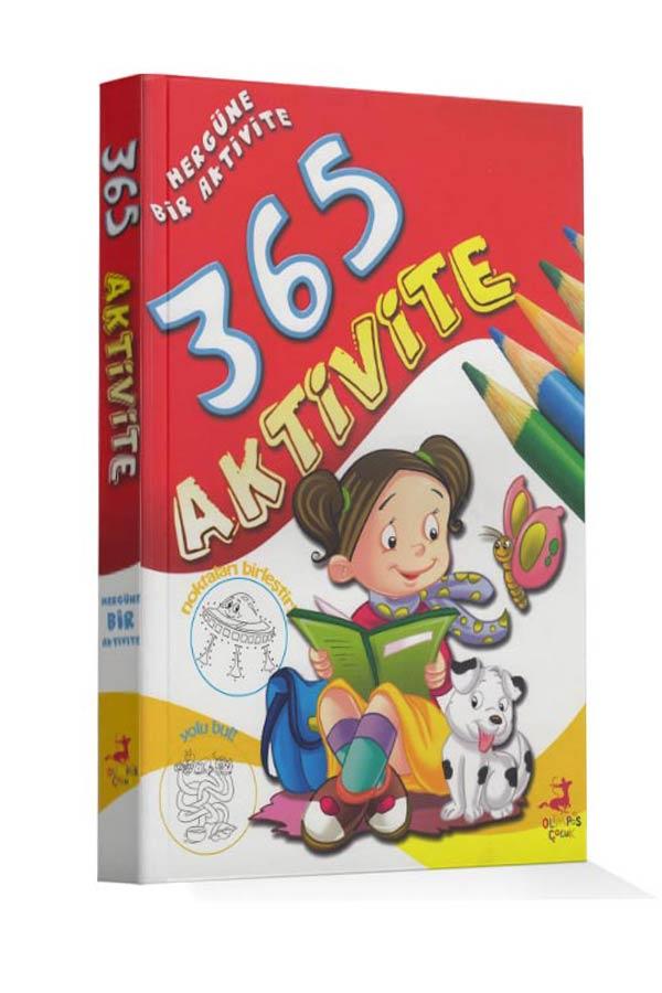 Her Güne Bir Aktivite - 365 Aktivite