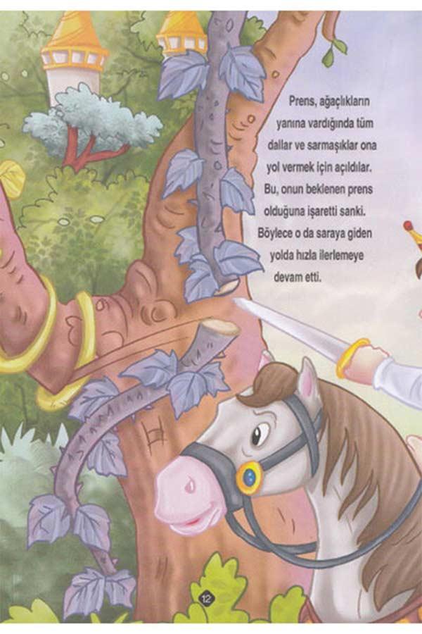 Hikayeli, Boyamalı ve Aktiviteli Dünya Masalları Serisi - 10 Kitap