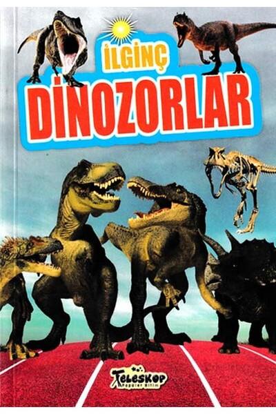 İlginç Dinozorlar - Teleskop Popüler Bilim