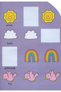 İlk Boyamalarım Seti 5 Kitap - Parıltı Yayınları - Thumbnail
